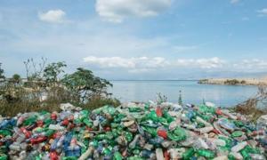 Dell будет делать упаковку из морского мусора