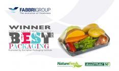 Gruppo Fabbri получила упаковочный Оскар 2020 за проект Nature Fresh