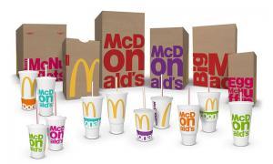 McDonald's обновит упаковку