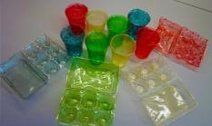 Переработанный пластик как упаковочное решение